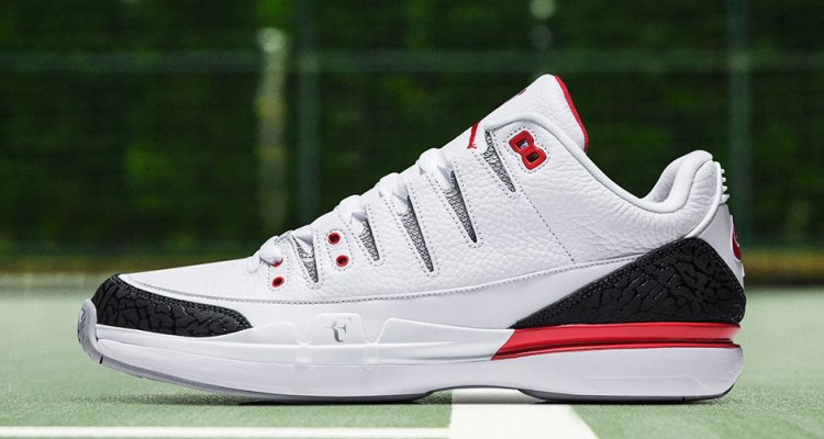 Nike Zoom Air Jordan 3 Fire Red