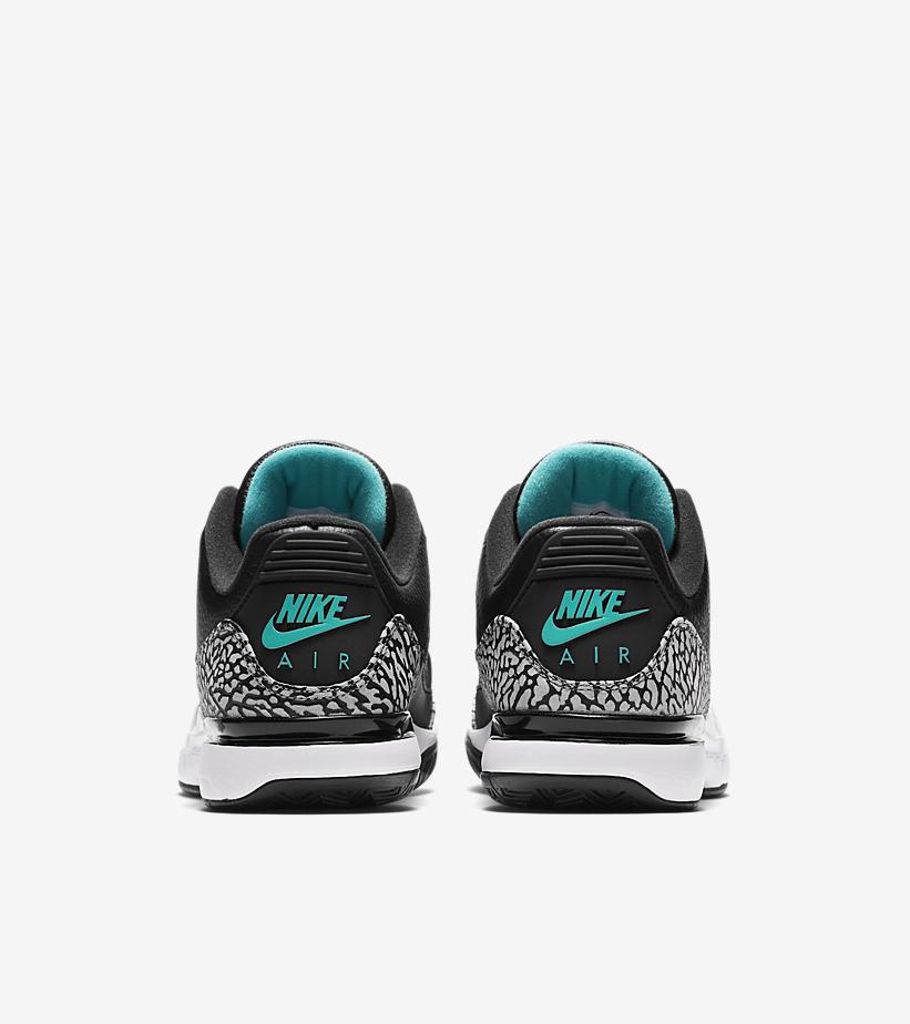 43fa5582715a NikeCourt Zoom Vapor RF X AJ3 Atmos • FedFan