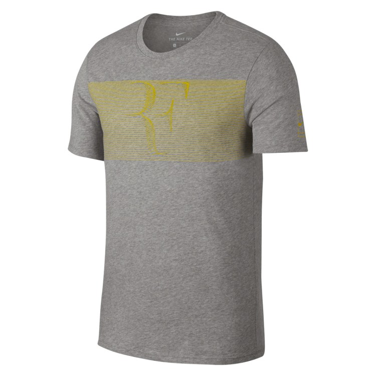 Roger Federer 2018 BNP Paribas Open Indian Wells RF Shirt - Roger Federer 2018 Indian Wells Nike Outfit