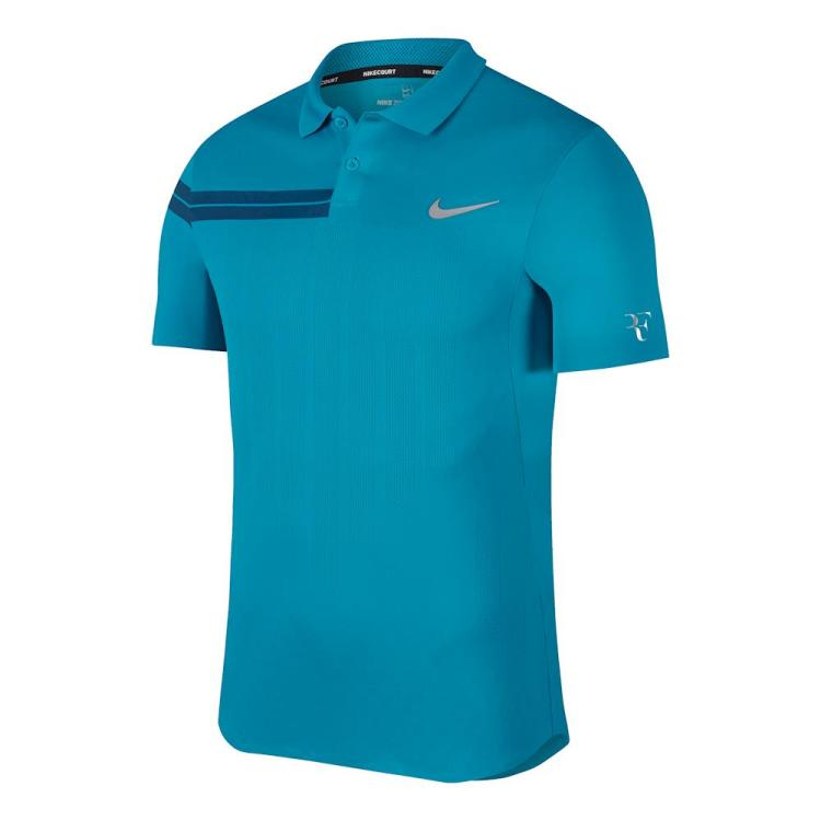 Roger Federer 2018 Gerry Weber Open Nike Outfit