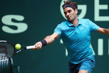 Federer Saves Two Match Points in Halle Thriller