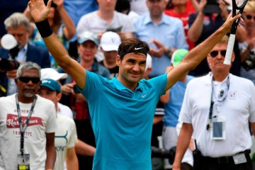 Federer Wins Mercedes Cup for 98th Career Title