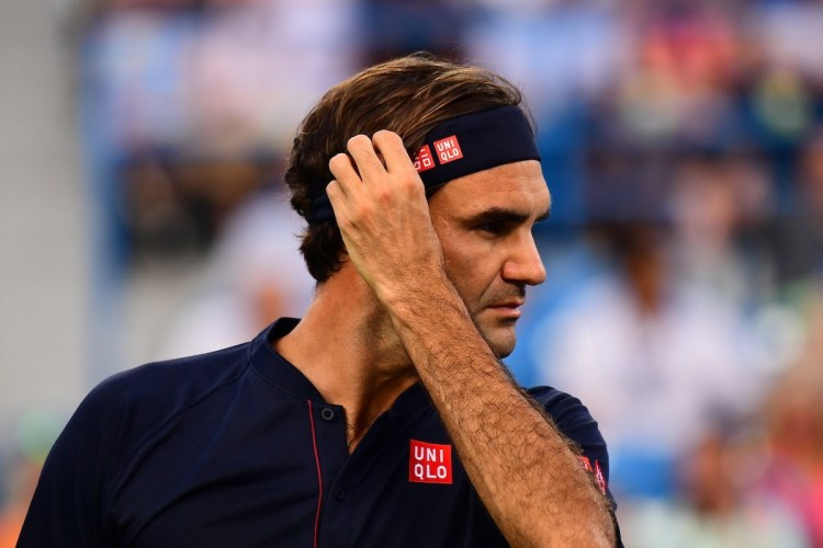 Federer Reaches Eighth Cincinnati Masters Final