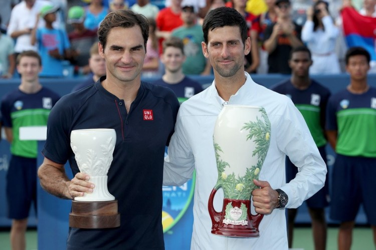 Federer Falls Short in Cincinnati Masters Final