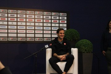 2018 Swiss Indoors Draw