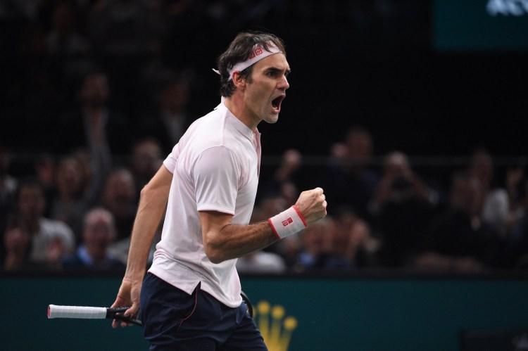 Djokovic Edges Federer in Paris Thriller