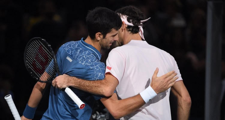 Djokovic Edges Federer in Paris Thriller
