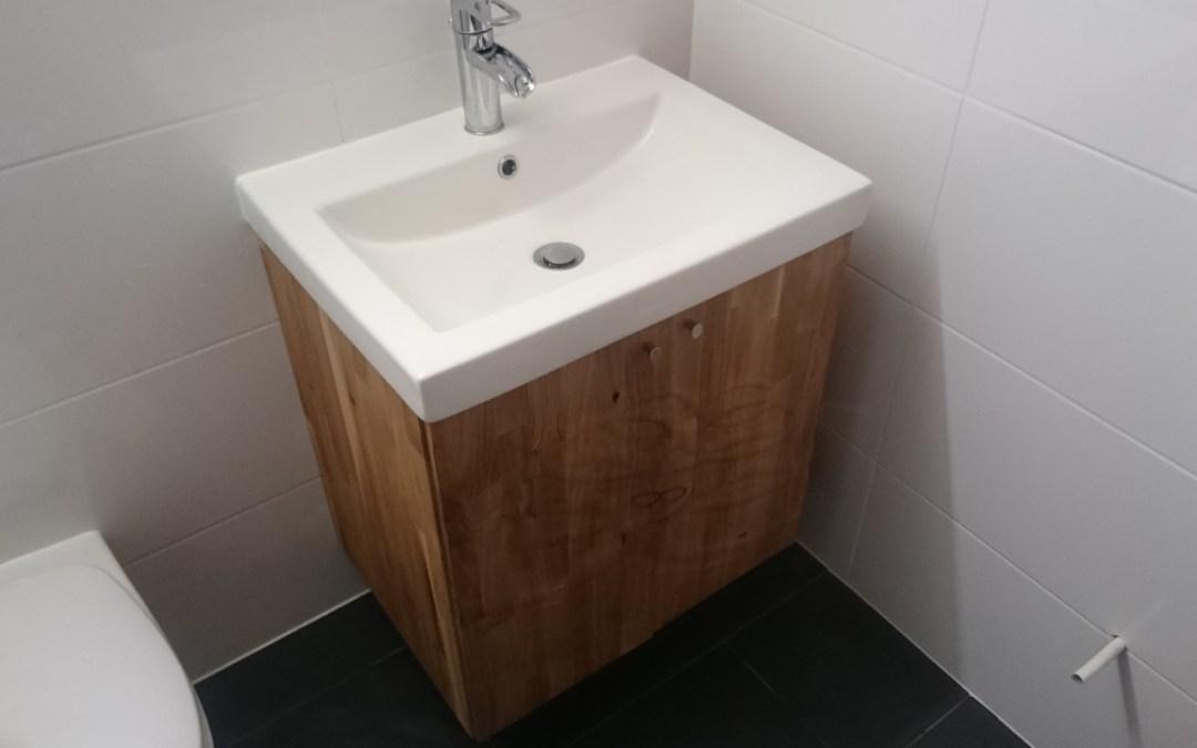 Meuble de salle de bain 3D