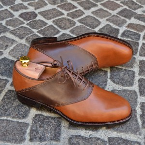 Men's Saddle Shoe-4