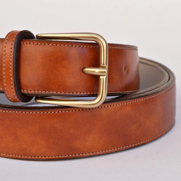 Chestnut Roma Dress Belt