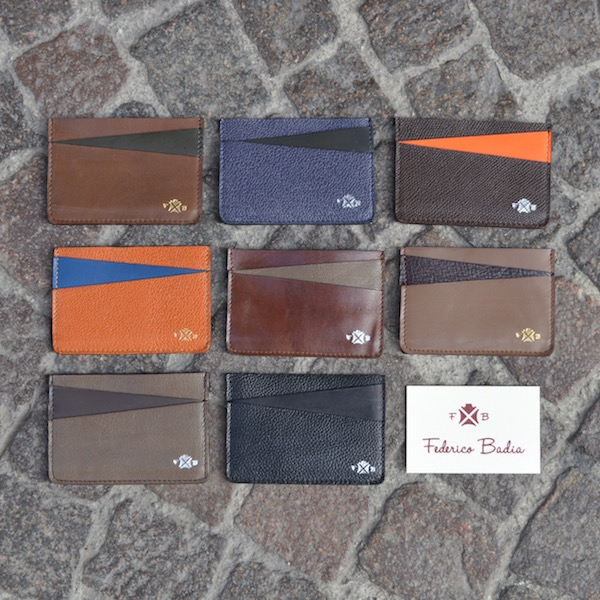 Trieste Card Cases