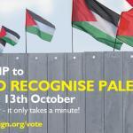 ¿Por qué el voto a favor de un Estado palestino es irresponsable?