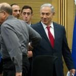 Israel: cambio de guardia y derechización
