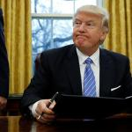 """¿Por qué muchos países islámicos no protestan contra el """"veto musulmán"""" de Donald Trump?"""