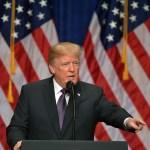 La doctrina de seguridad en la era Trump: Medio Oriente