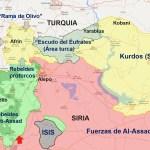 Turquía redobla sus esfuerzos en Siria: el escenario regional