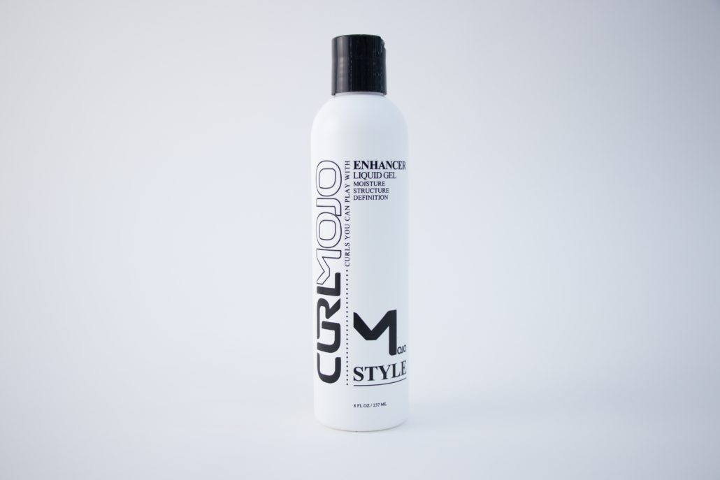 Curl Mojo – Enhancer - Liquid Gel