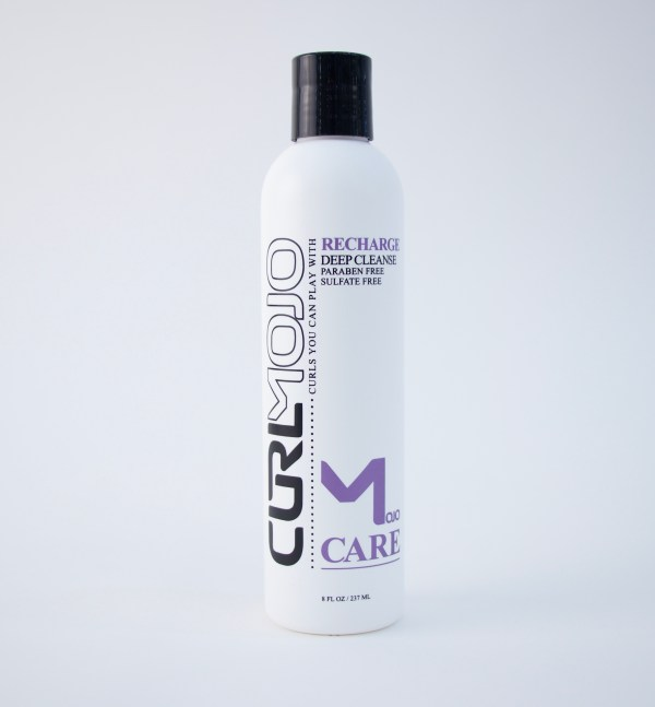 curl mojo - recharge - deep cleanse