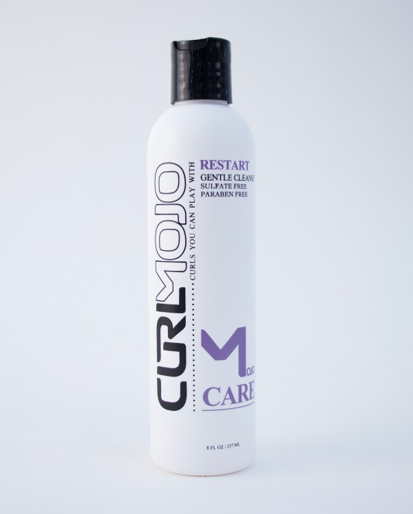 Curl Mojo – RESTART - Gentle Cream
