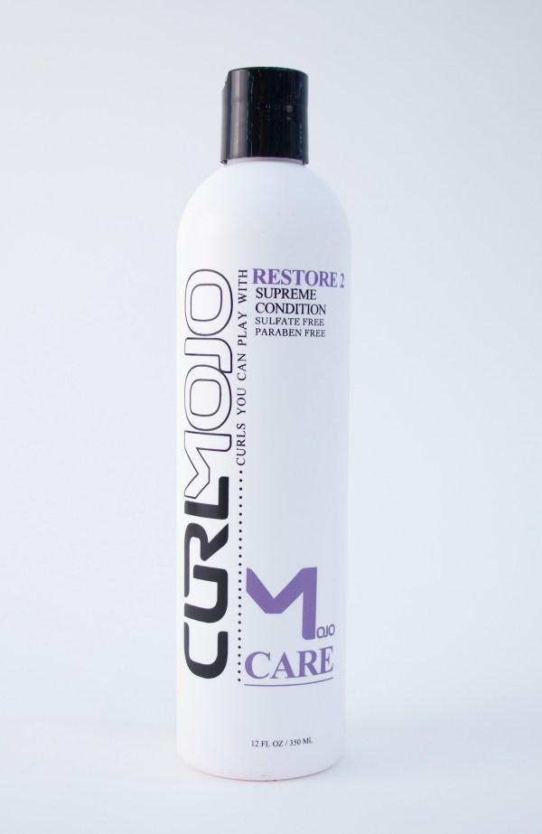 Curl Mojo – RESTORE 1 - RESTORE 2