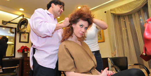 Federico Calce – Hairdresser to the Stars