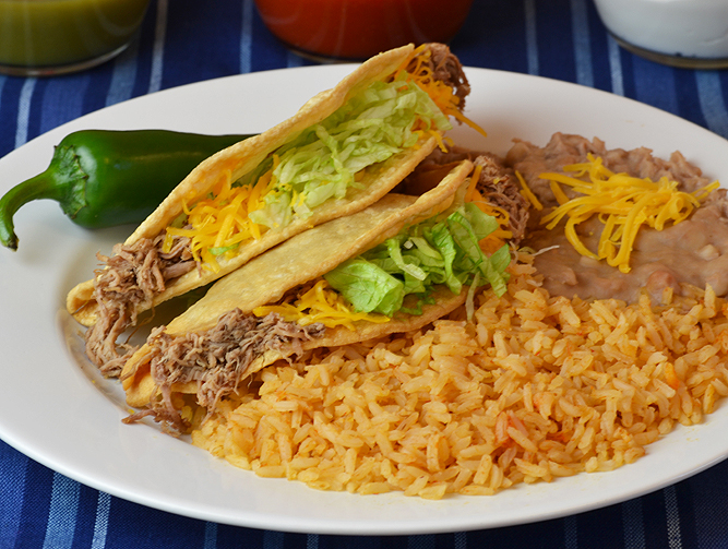 Arizona Menu Federicos Mexican Food