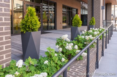Commercial and residential landscape architecture photography by Federal Hill Photography, LLC