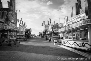 Federal Hill Photography LLC, SKU-31, United States, agriculture, amusement, black and white, concession, empty, event, fair, fine art photography, food, french fries, funnel cake, game, maryland, midway, monochrome, pizza, snow cone, state, stock photography, tourism, towson