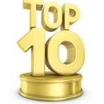 Top 10 Lists of 2010