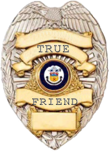 True Friend Badge