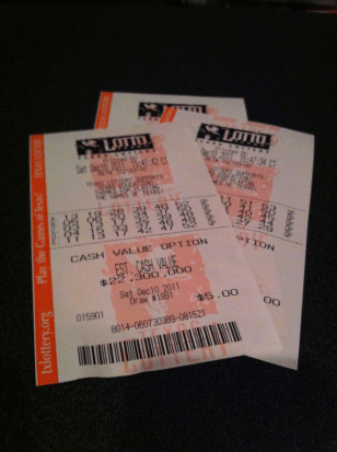 Lotto Texas Tickets