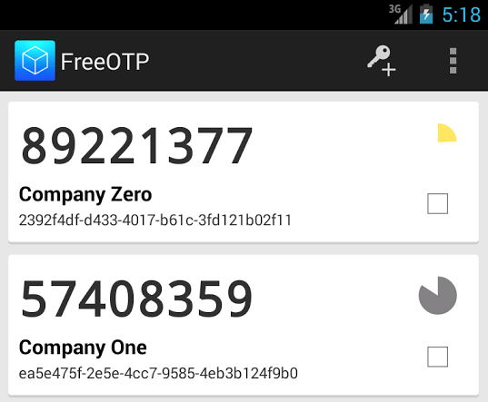 freeotp