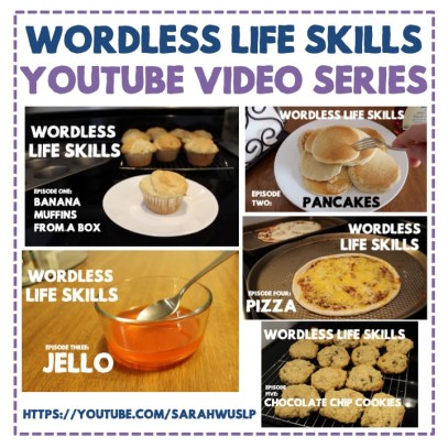 new youtube channel with wordless life skills & recipes | Fed Up