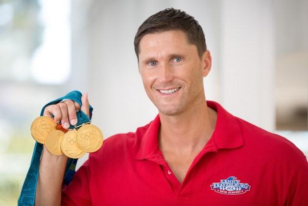 """Resultado de imagen de """"Lenny Krayzelburg"""" swimmer"""