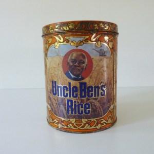 boite uncle Ben's