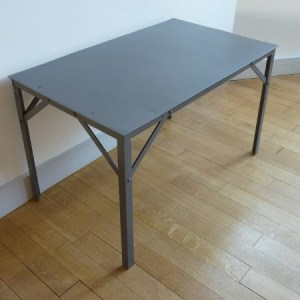 table basse en métal