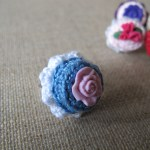 Crochet Ring for girls