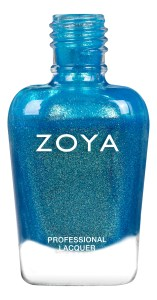 A bottle of ZOYA Summer from the 2021 Dreamin' collection.