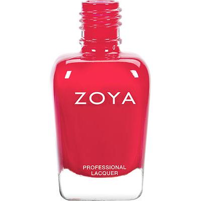 A bottle of ZOYA America.