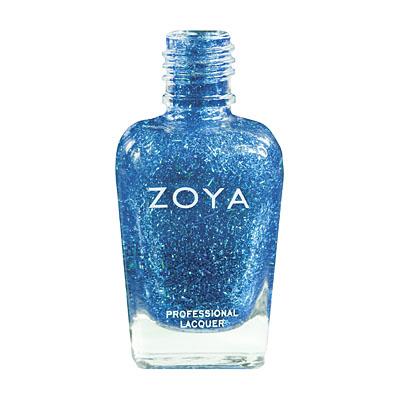 A bottle of ZOYA Twila.