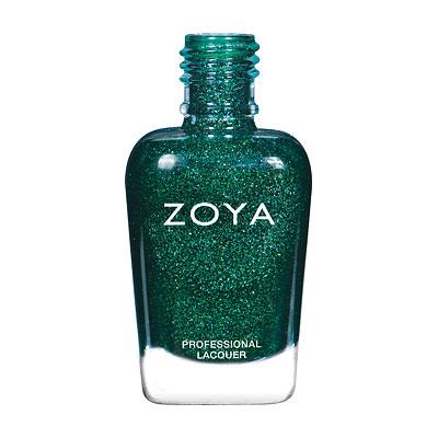 A bottle of Merida by ZOYA.