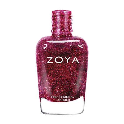 A bottle of Blaze by ZOYA.