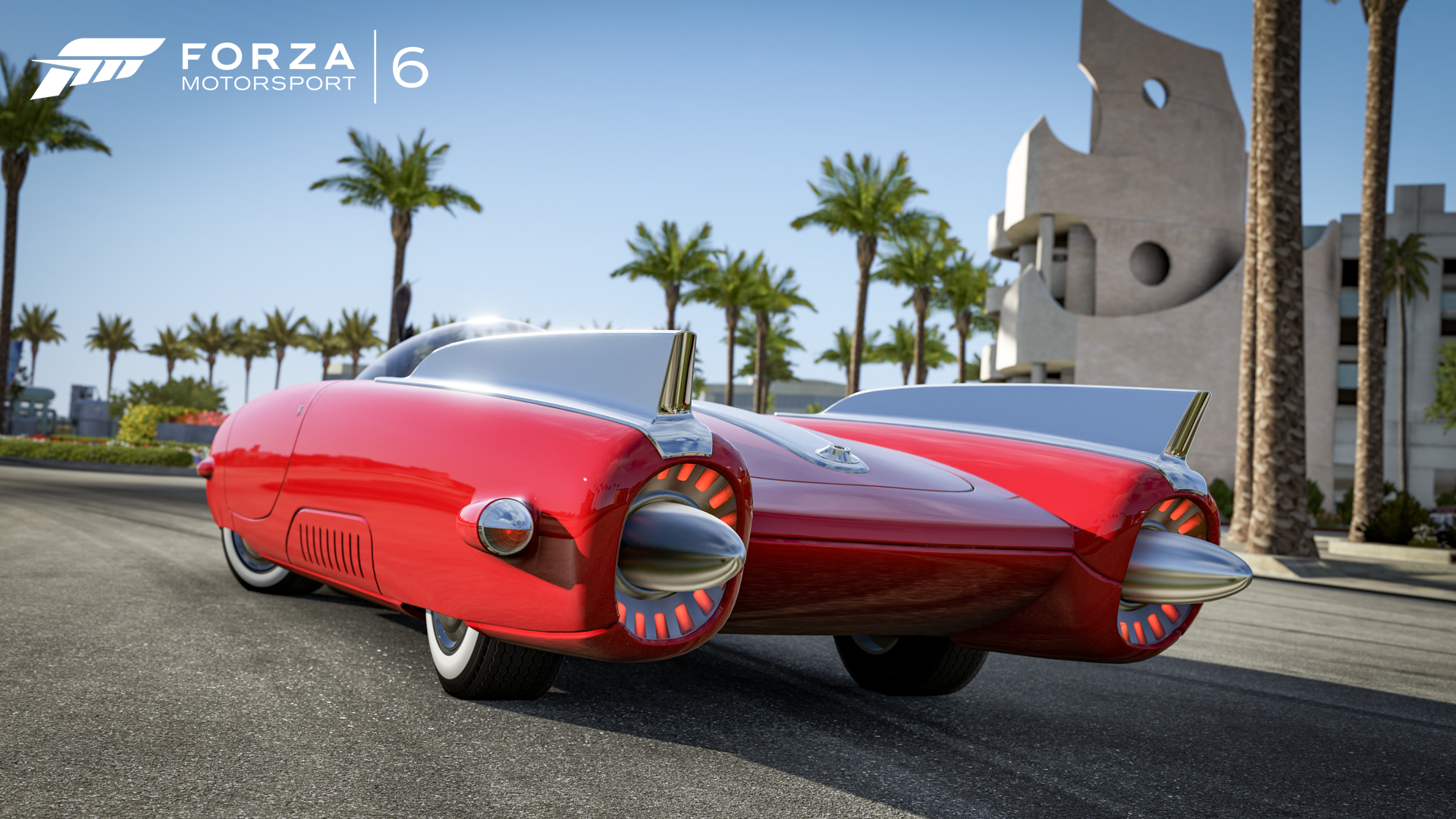 Fallout 4 Chryslus Rocket 69 Coming To Forza Motorsport 6