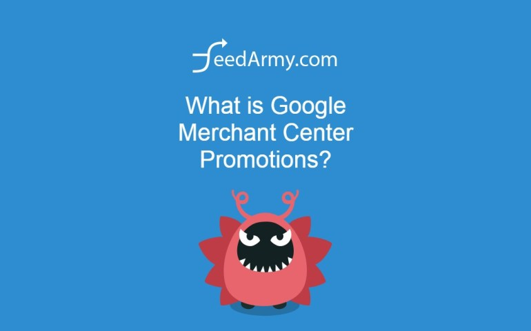 What is Google Merchant Center Promotions
