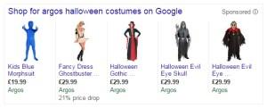 Google Shopping Price Drop
