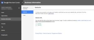 GMC Verify Website