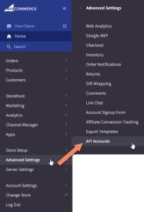 BigCommerce API Accounts
