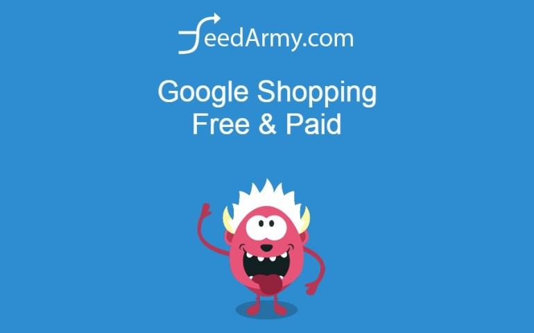 Google Shopping Free & Paid