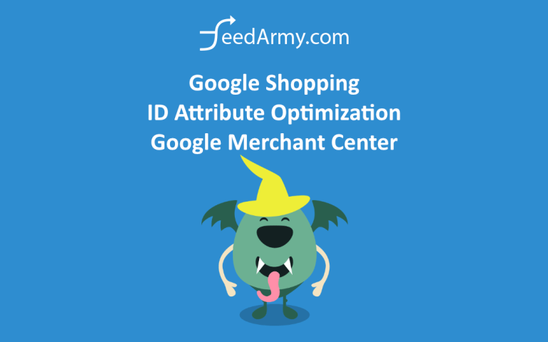 Google Shopping ID Attribute Optimization - Google Merchant Center
