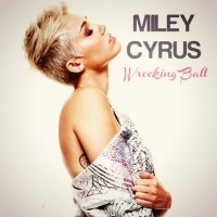 """PREMIERE: Miley Cyrus - """"Wrecking Ball"""" 